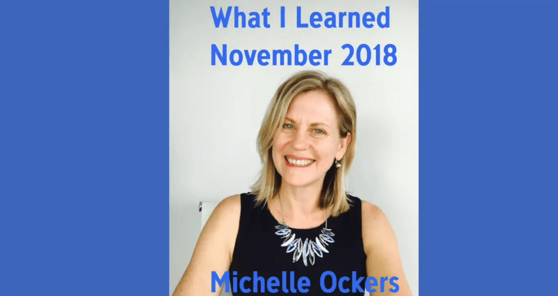 What_I_learned_in_November_2018
